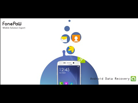FonePaw Android Data Recovery Guide