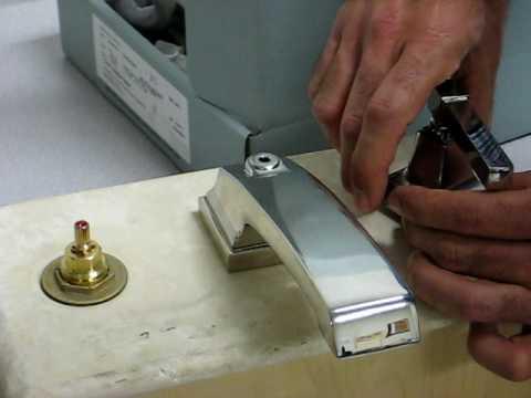 "Bathroom Faucets Restoration Hardware restoration hardware ""modern"" or ""dillon"" faucet - installing"