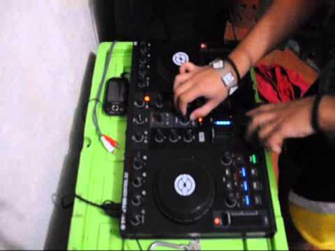 DJ Aim - Incubus Scratching