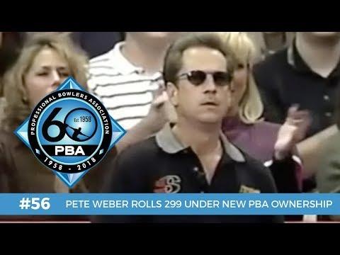 PBA 60th Anniversary Most Memorable Moments #56 - Pete Weber