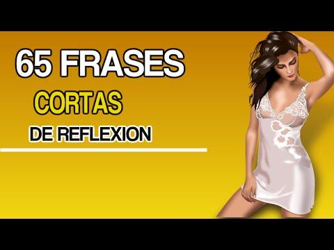 65 Frases Cortas De Reflexion - YouTube