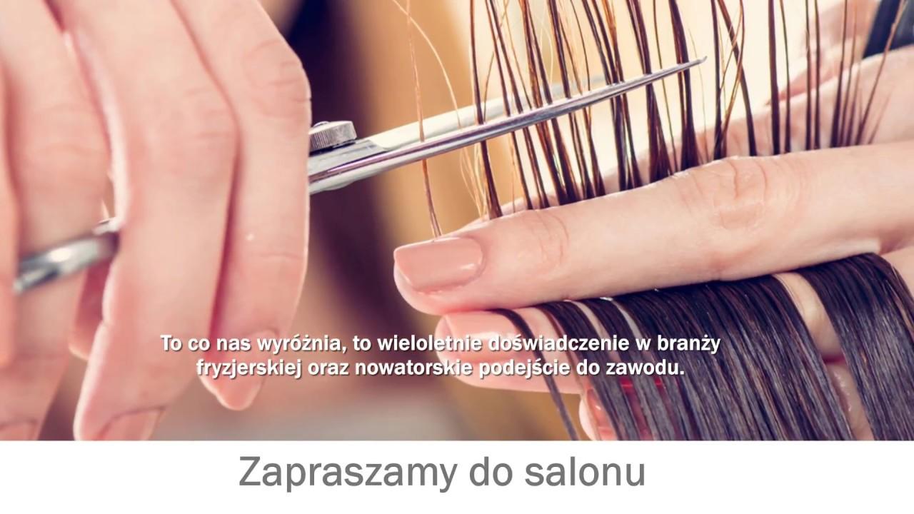 Salon Fryzjerski Farbowanie Olaplex Brodnica Perełka Youtube