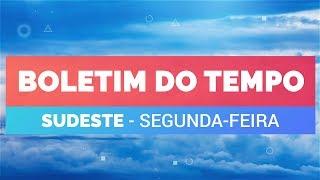 Previsão Sudeste – Volta a chover em São Paulo