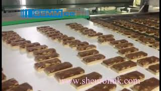semmco snickers line|candy bar line|cereal bar line