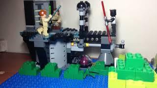 Lego savaş üssü tanıtımı