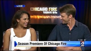 'Steamy hot' Chicago Fire to premiere on KPRC