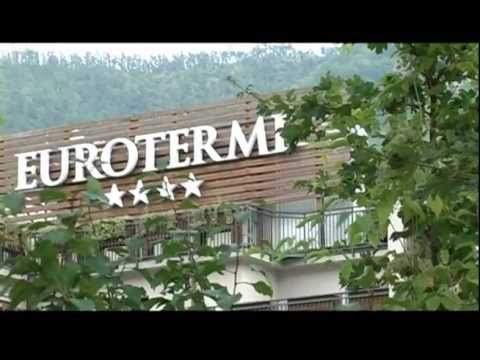 Roseo Hotel Euroterme  Bagno di Romagna  YouTube