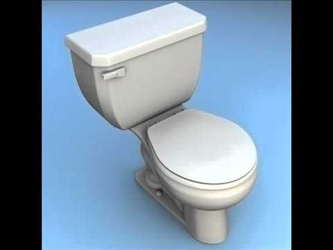 3d model toilet review youtube