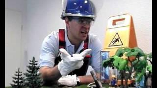 Gestatten: Gebäudereinigermeister Paul Putzig