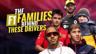 MEET THE FAMILIES BEHIND THESE F1 DRIVERS