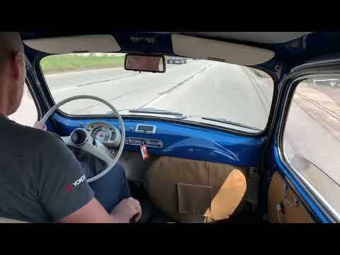 1965 Fiat 600D Multipla