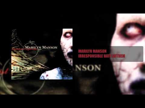 Marilyn Manson  Irresponsible Hate Anthem  Antichrist Superstar 116 HQ