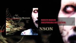 Marilyn Manson - Irresponsible Hate Anthem - Antichrist Superstar (1/16) [HQ] Mp3