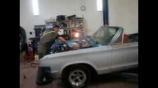 It's alive!! 65 Chrysler 300 413