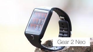samsung Gear 2 Neo - смарт-часы - видео обзор