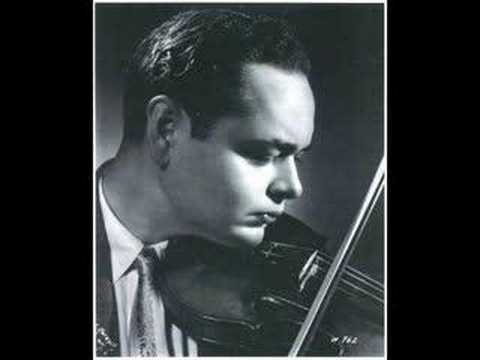 Michael Rabin plays Zigeunerweisen op. 20