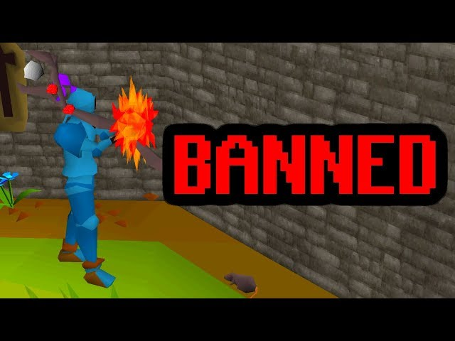 How AFKing in RuneScape Used To Get You Banned