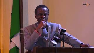 Highlights of 6th Goddy Jidenma Public Lecture