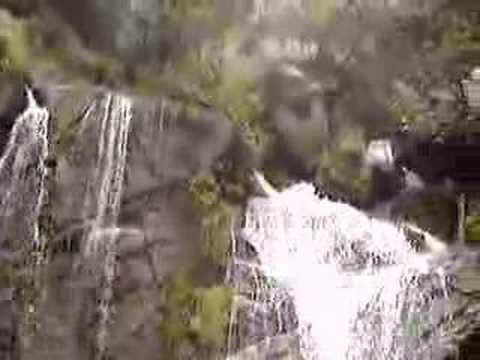 Water Fall in Sundarijal, upstream of Bagmati River