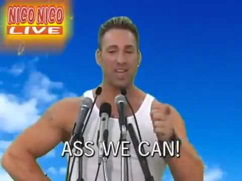 As we can - Billy Herrington
