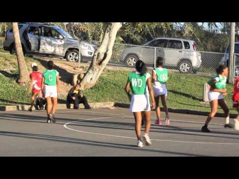 #3 Netball Bermuda January 21 2012