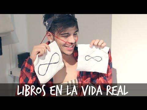 LIBROS EN LA VIDA REAL | Sebastián Villalobos