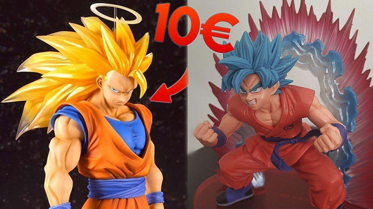 FIGURAS INCREIBLES DESDE 10€! Las MEJORES FIGURAS REPLICAS *ALIEXPRESS* de DRAGON BALL