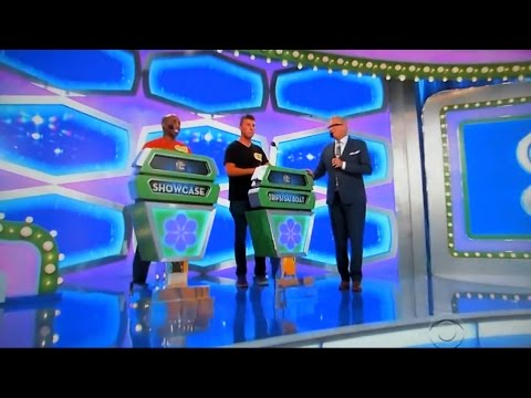 The Price is Right - Showcases - 1/13/2017