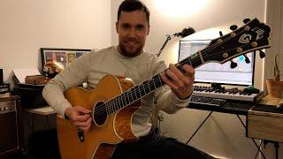 Belfast   Nathan Legendre   Fingerstyle Guitar