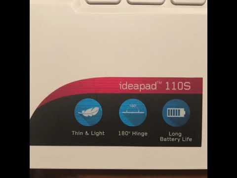 How To Factory Reset my Lenovo IDEAPAD 100S - Myhiton