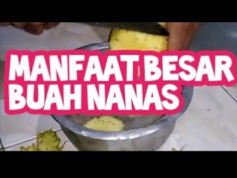 buah-nanas-obat-kangker-dan-tumor