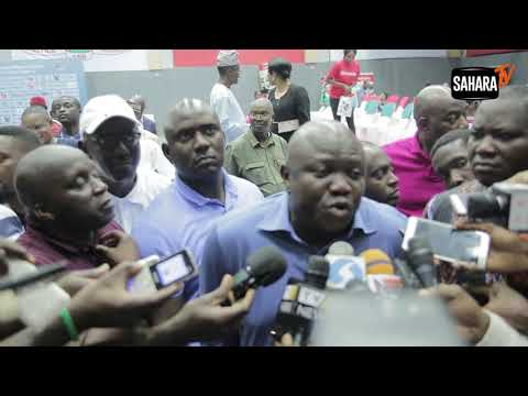 Nigeria Table tennis Open: Lagos Is The Destination For Sports In Africa - Akinwunmi Ambode