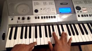How to play Victory Belongs To Jesus by Todd Dulaney on piano