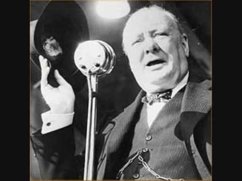 ► Sir Winston Churchill - Land OF Hope And Glory ◄
