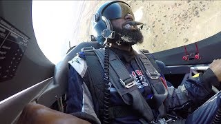 What being a Red Bull Air Race pilot feels like...