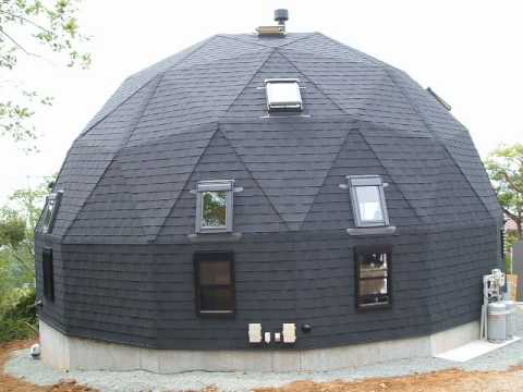 Expanded Polystyrene Made Dome House Doovi