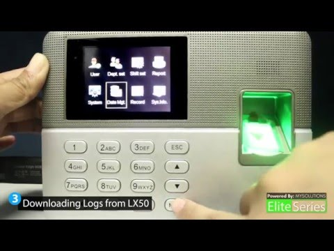 LX50 Video Manual (PART II)