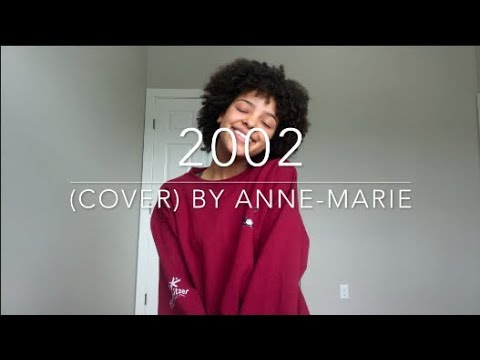 2002 (cover) By Anne-Marie
