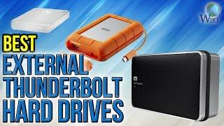 7 Best External Thunderbolt Hard Drives 2017