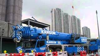 Useter JT360 up with Kanson AC350