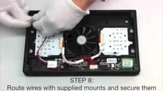 ecotech marine radion tir led lens kit instillation