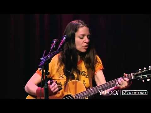 Ani DiFranco - Careless Words (Live)