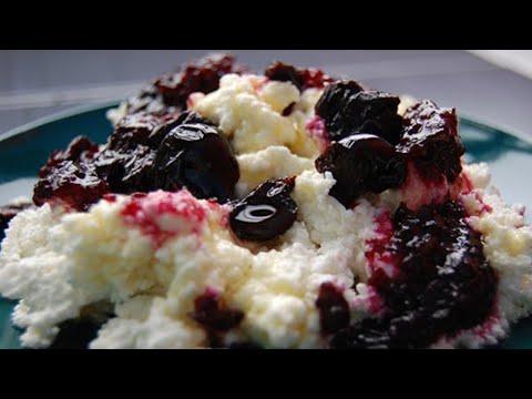 Полезный ЗАВТРАК для похудения (рецепт): альбуминовый творог, перепелиные яйца, ягоды, семена чиа