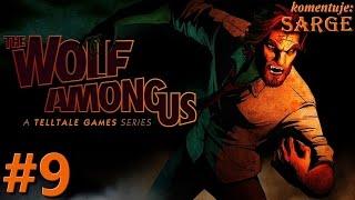 Zagrajmy w The Wolf Among Us PL [60 fps] odc. 9 - Hotel Open Arms | Epizod II