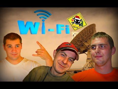 Самодельная Wi-Fi антенна + спутниковая тарелка