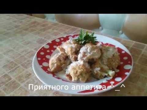 Рецепт Капуста в кляре. (Веган) Постный кляр