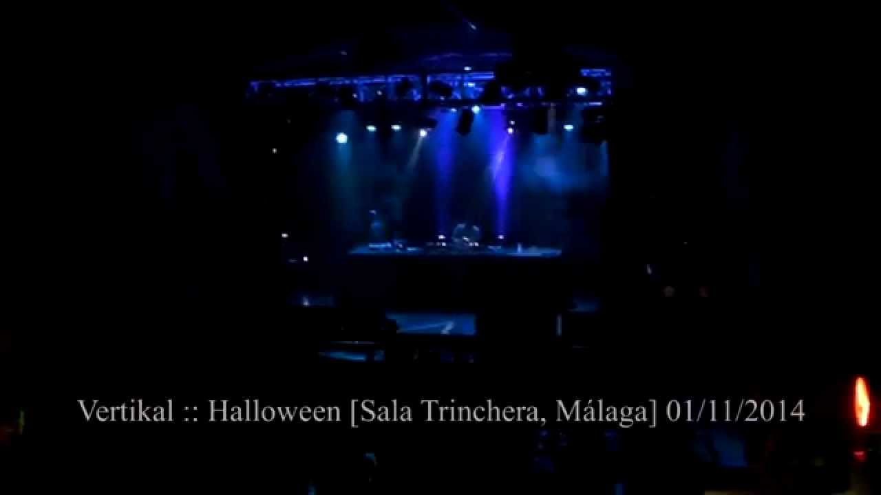 Vertikal halloween 01 11 14 sala trinchera m laga for Sala trinchera