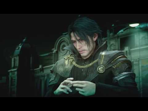 Let's Play Final Fantasy XV [The End] - Insomnia