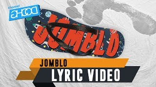 Ecko Show - Jomblo  Prod. By Jatan & Popobeat    Lyric Video
