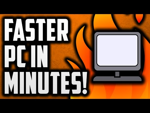 How To Make Your Computer Faster! Speed Up Your Computer In Minutes!